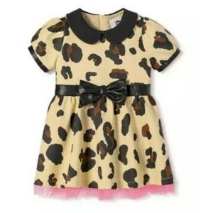 $5 a/ bundle!Harajuku Mini Baby Girl Leopard Dress